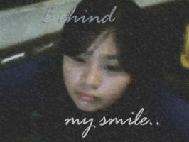 Behind my smile by margemagtoto