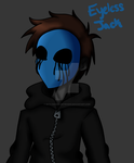 Eyeless Jack SPEEDPAINT by Buta-Rockin-Erywhere