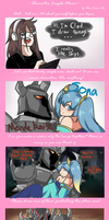 OTP Meme with Sona and Mordekaiser by Clodiuth-Matrix