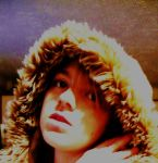 Girl in a Fur Hood by ithilien365