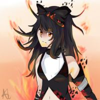 Blake Belladonna by luckcharm