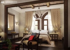 KSA Boutique hotel - Interior 3 by kasrawy