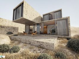 Desert House V2 by kornny