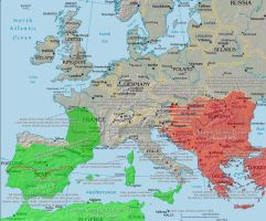 Islamic Conquest: Jihad in Europe by 3D4D