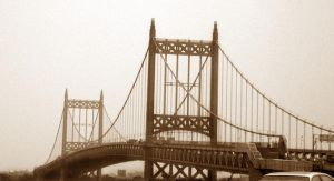 Bridge in nyc by eightdaysearly