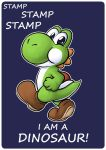 Stamp stamp stamp by Myaco