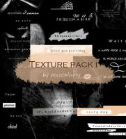 Text textures by poisonlively