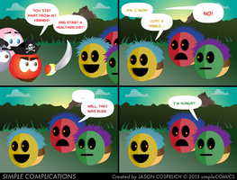 SC639 - Shiver Me Timbers (4/5) by simpleCOMICS