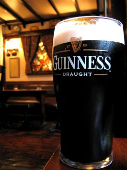 My goodness a Guinness by gaaarg