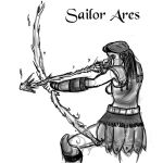 Sailor Ares by Velgarn