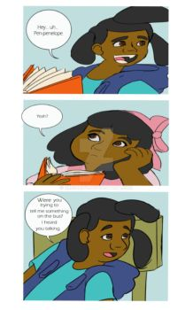 Penelope and Monica Episode 2 page 1 by rmcandy