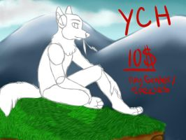 YCH - Mountains by Kneel4Loki13