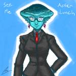 Business woman Ruto by borockman