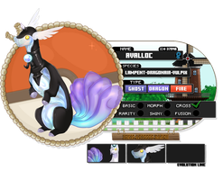 PKMNation: Avalloc reff [lvl100] by Ignis-Abyssus-Ranch