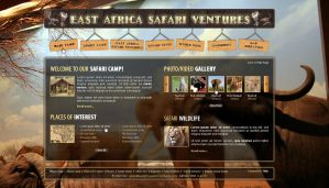 East Africa Safari Ventures by umyrwd
