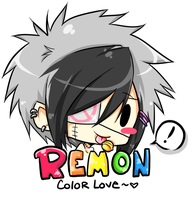 finally an ID by remon-sama