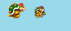 MLbis Bowser With MLDT Color Pattle by mbf1000