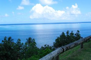 Huahine Lookout by Feeferlump