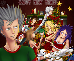 Rave Master - Christmas Story by Zerenma