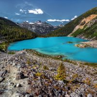 Upper Joffre by IvanAndreevich