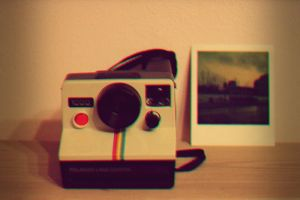 Polaroid Love by tenlittlebirds