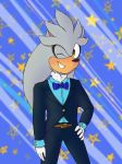 Silver in a Tux by edo67