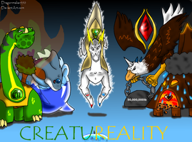 CreatuReality by Dragonmaker990