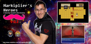 Video Game: Markiplier's Heroes (DOWNLOAD LINK) .2 by Mark-Buttons