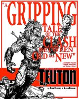 TEUTON Blurb Poster 2 by ADAMshoots