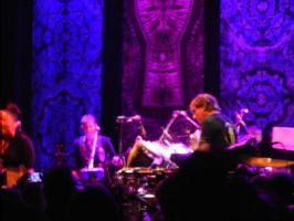 Mickey Hart, and, his Band by Flaherty56