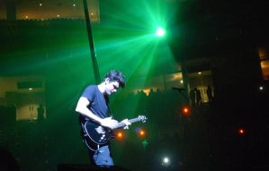 John Mayer - Green Light by kiki-bozu