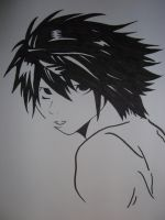 Manga drawings: Ryuzaki by DTR2111MANGA