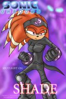 Spotlight on Shade by SonicUnbound