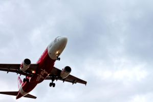 A320 Approaching by lordmusan