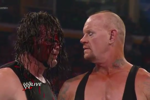 Kane and The Undertaker - Raw 1000th Episode! by SoulfulNobody