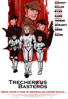 Trecherous Basterds by holepunch