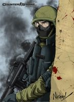 Counter Strike COVER by natanaelmt