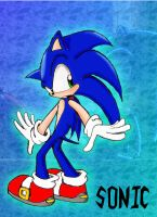 Sonic the Hedgehog by Wilcots-Off-Model