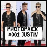 Photopack de Justin by BiancaWeasly