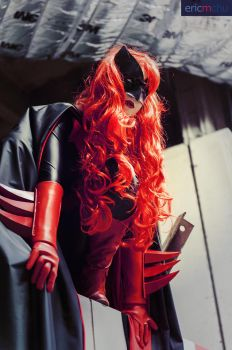 On Your Guard - Batwoman by Mostflogged