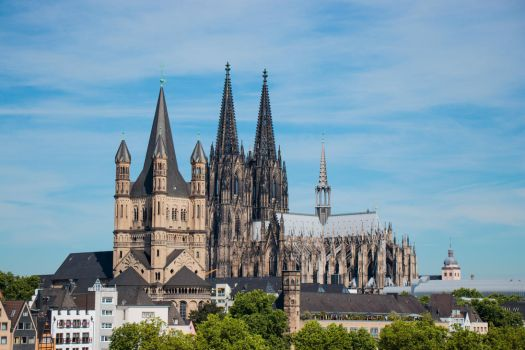 Cologne Cathedral by NecScireFasEstOmnia