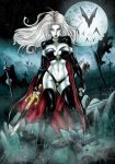 Lady Death Tribute Colors by CrisstianoCruz