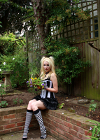 Gothic Stock: 3 by LeafsStock