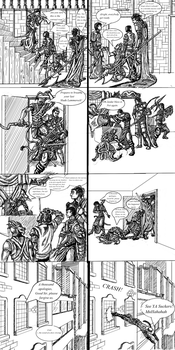 Book Comics 9 by Peace-In-Violence