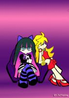 Panty and Stocking pic by Jeffanime