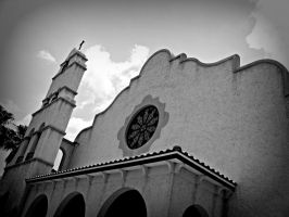 Church on the Square by JTFinn
