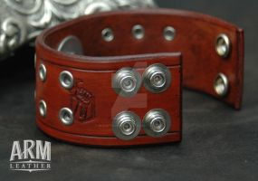 ARM Band 7 by Blackthornleather