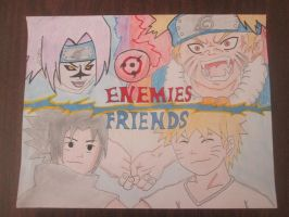 Friend and Enemies: ever changing circle by PathOfMyOwn