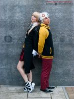 24th May MCM LON Soul Eater 4 by TPJerematic