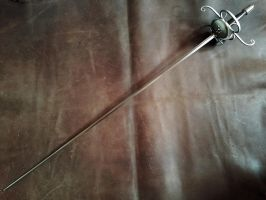Shell Rapier (1) by Danelli-Armouries